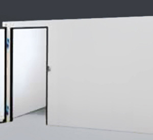 Gazelco | Universal Cold Rooms | Whole unit with open door