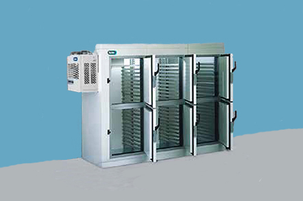 Gazelco - See our Pass-Through Refrigerator