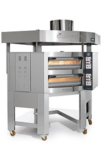 Cuppone ovens and auxiliary machines  - Caravaggio Electrical Pizza Oven