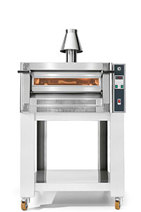 Cuppone ovens and auxiliary machines - Giotto