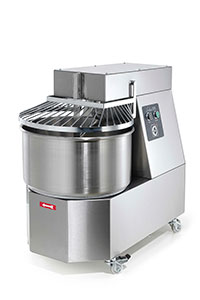 Cuppone ovens and auxiliary machines  - Silea mixer
