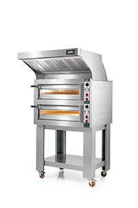 Cuppone Pizza - Tiepolo Electrical Pizza Oven