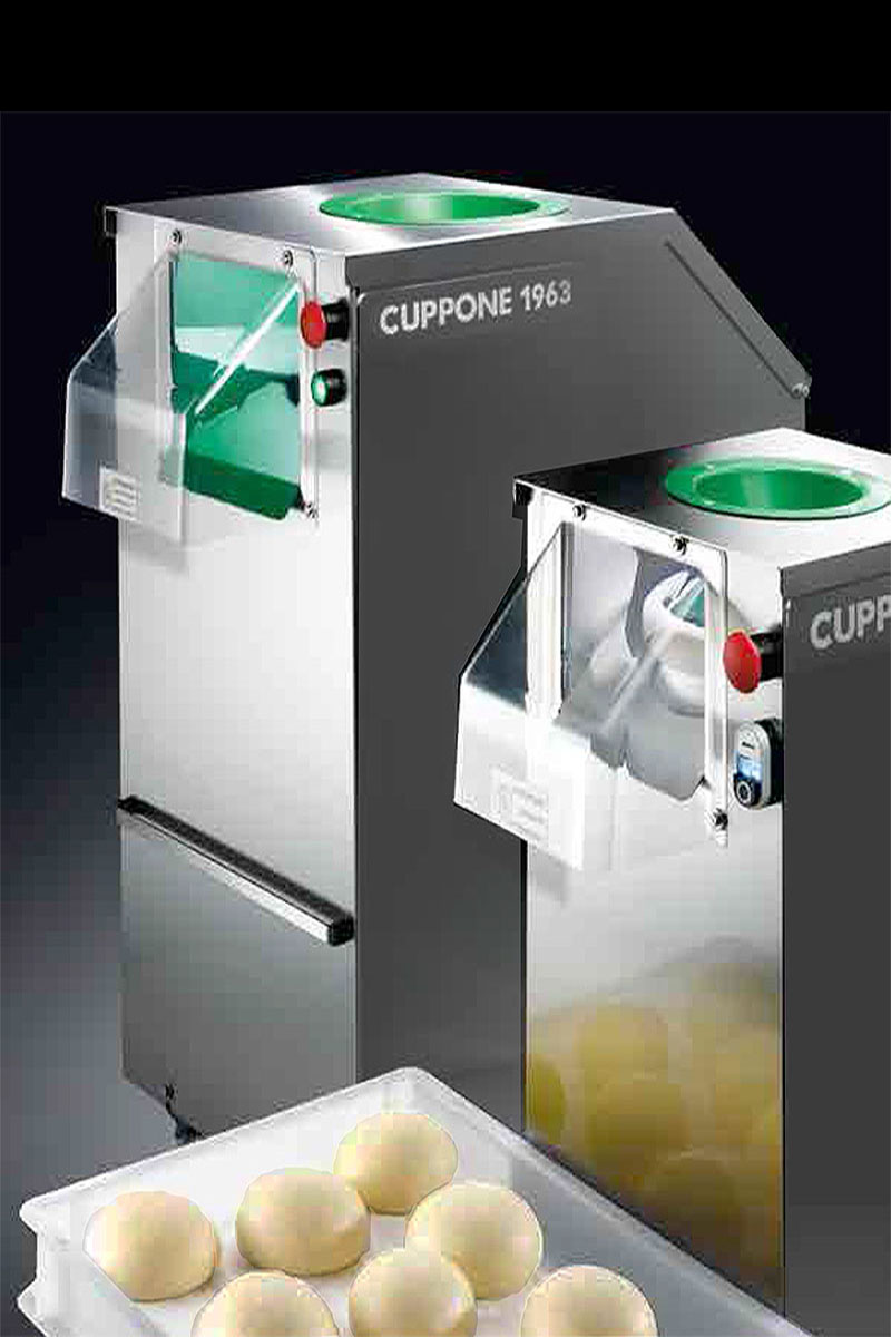 Cuppone Dough Rounder