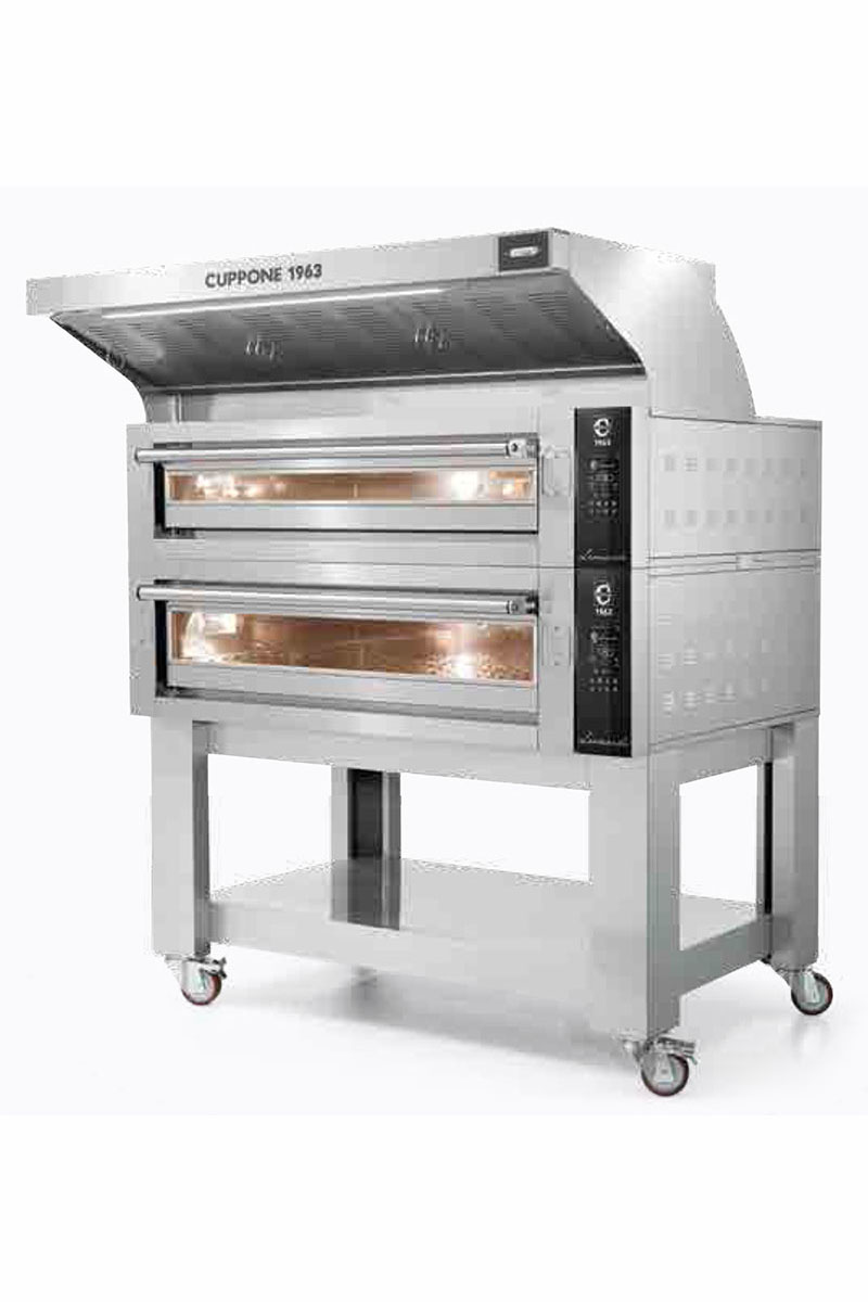 Cuppone Pizza - Leonardo Superb electrical oven
